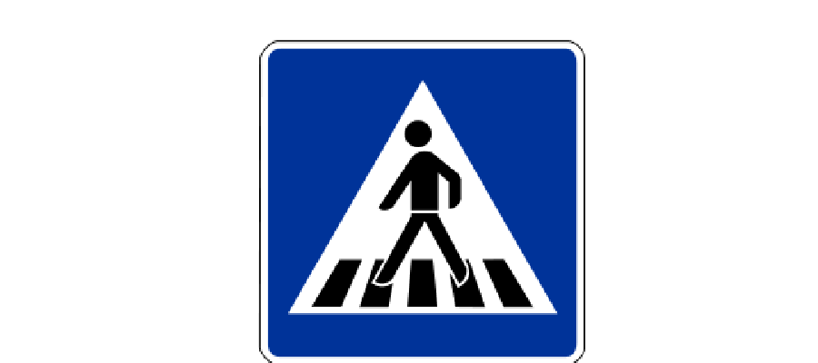 Der Bau des Fußgängerüberwegs im Bereich Wernerstraße/Ohserring wurde dank des gemeinsamen Engagements endlich begonnen.