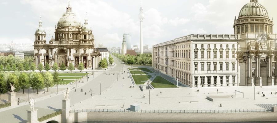 Die Entscheidung zur Verschiebung des Baubeginns am Humboldt-Forum auf dem Schlossplatz war schmerzlich. Nun müssen wir die Zeit bis 2013 nutzen, um das Projekt voranzutreiben. Berlin und Deutschland brauchen diesen kulturellen Ort im Herzen der Republik.