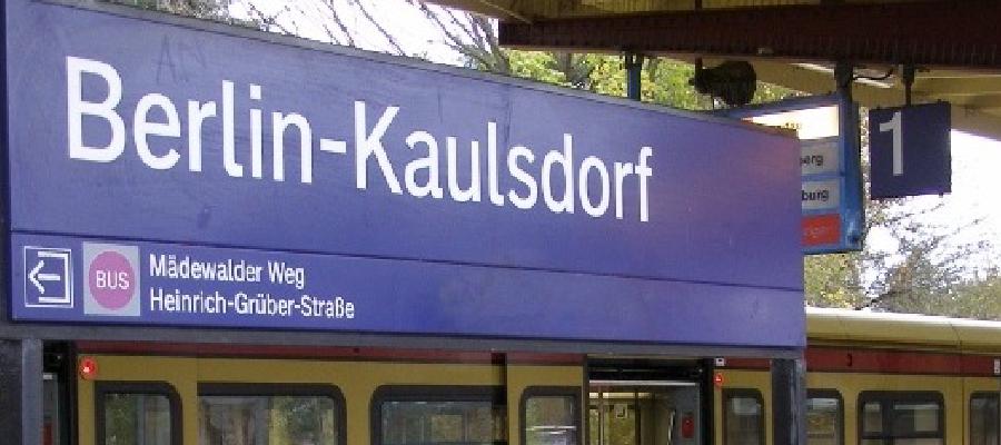 Tunnel am S-Bhf-Kaulsdorf bleibt offen