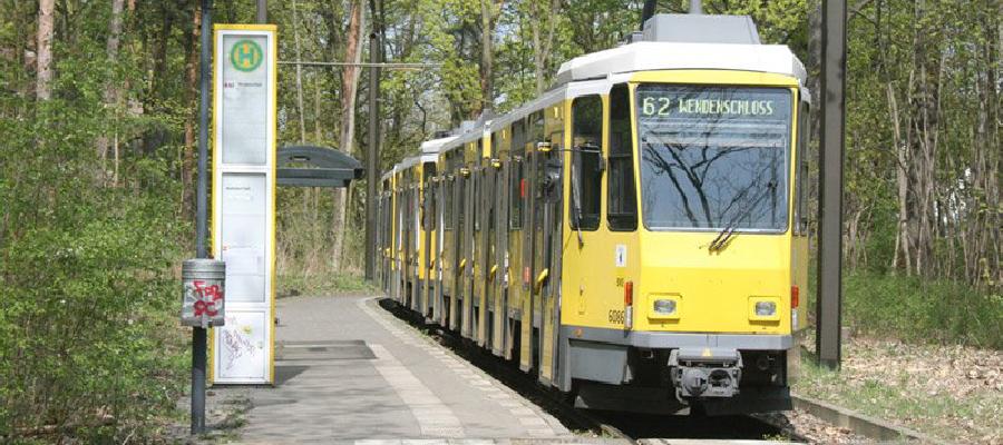 Keine Straßenbahntangente in der Ridbacher Straße