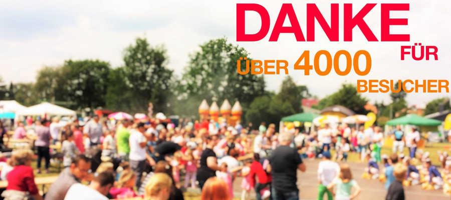 Knapp über 4000 Besucher hatte das Familienfest auf dem Durlacher Platz am 18.+19. Juni 2016. Wir hatten ein tolles Bühnenprogramm, spannende Stände und eine Vielzahl von Unterstützern und Spendern. Ein großes Dankeschön an Alle die mitgeholfen haben, dass das 17. Familienfest in diesem Jahr ganz besonders gut geworden ist und vor allem vielen Dank an die Mahlsdorfer und Kaulsdorfer, die da waren!