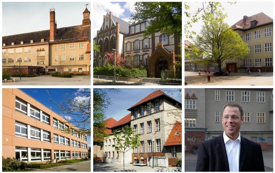 Dachsanierungen an  Kaulsdorf-Mahlsdorfer Schulen