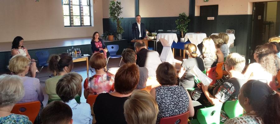 "Dialog Wuhletal ""Inklusion – Erfahrungen&Perspektiven"""