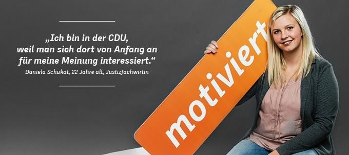 Warum CDU?