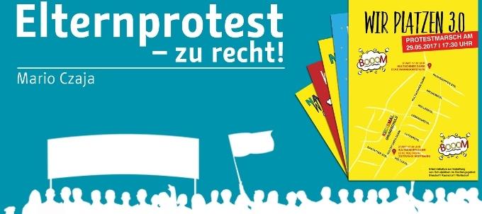 Elternvertreter, Kinder und Schulvertretungen werden am 29. Mai (17:30 Uhr) einen Protestmarsch zur anschließenden Infoveranstaltung in der Kiekemal-Grundschule durchführen. Sowohl politisch als auch persönlich unterstütze ich diesen Protest in vollem Umfang. Gemeinsam mit den Verordneten der CDU-Fraktion im Bezirksparlament aber auch vielen Mahlsdorfer und Kaulsdorfer Freunden werde ich mich an dem Protestmarsch beteiligen.