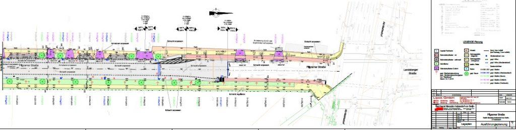 Bebauungsplan Pilgramer Straße