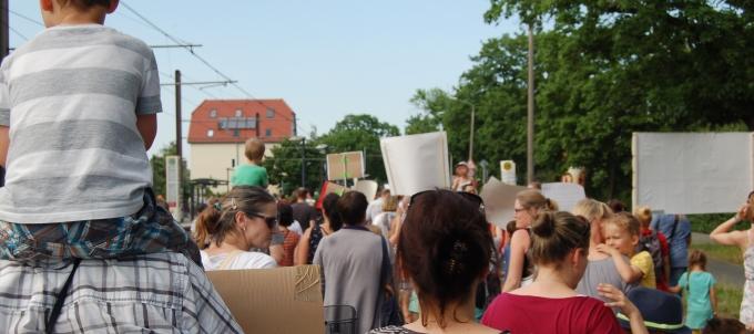 Protestmarsch