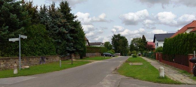 Aktueller Planungsstand zur neuen Straßenbeleuchtung in Mahlsdorf-Nord