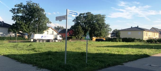 Neuer öffentlicher Spielplatz an den Dürergärten für Mahlsdorf-Nord