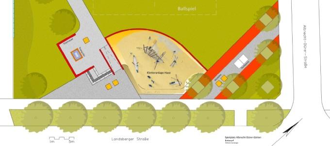 Gabriele Wilheim-Stemberger Landschaftsarchitektin des Bezirksamtes Marzahn-Hellersdorf