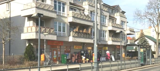 Postfiliale in Mahlsdorf-Süd eröffnet wieder am Hultschiner Damm