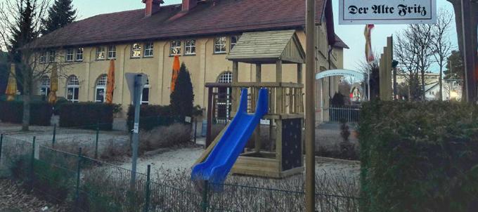 """Aus dem Restaurant """"St. Hubertus"""" wird der Waldkindergarten Hubertus"""