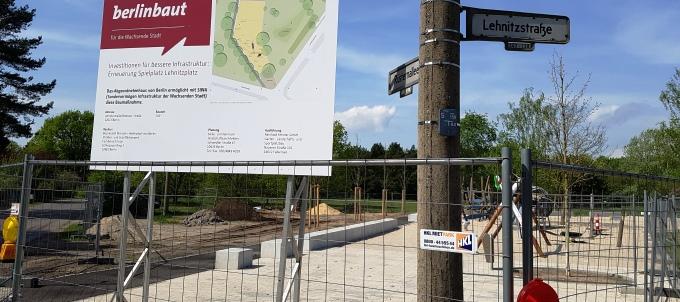 Aktuelles zur Spielplatzsituation in Mahlsdorf und Kaulsdorf