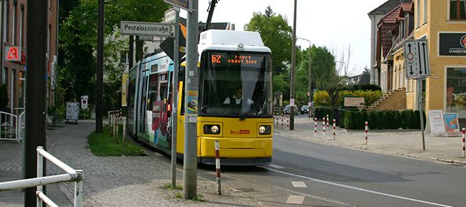 "Anwohnerversammlung ""Verkehrsthemen Mahlsdorf"""