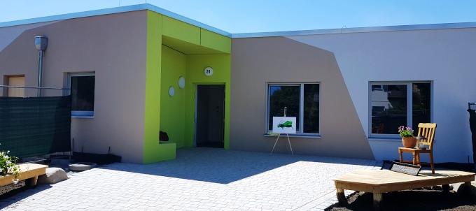 Eröffnung Kita Stralsunder Straße in Mahlsdorf