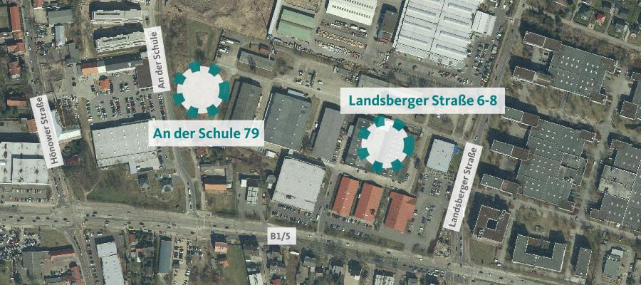 Neuer Standort für die Freiwillige Feuerwehr in Mahlsdorf
