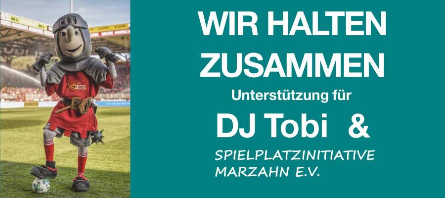 Unterstützung für die Spielplatzinitiative Marzahn e.V.