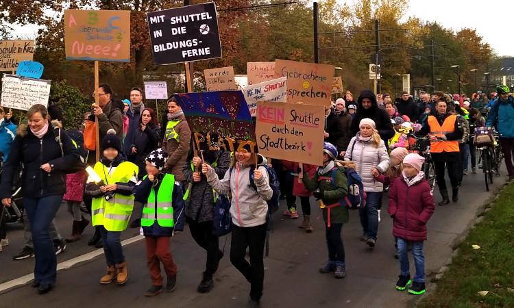 Protest der Eltern wirkt