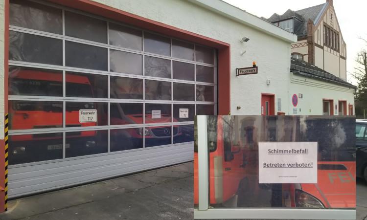 FFW Mahlsdorf geschlossen