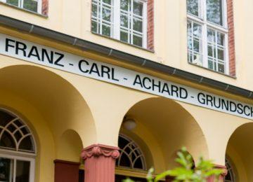 Sanierung Achard-Grundschule