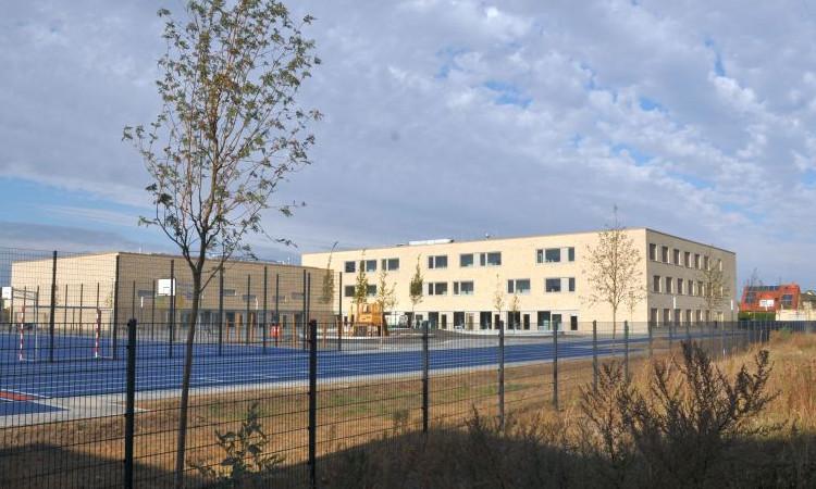 Container für die Grundschule am Fuchsberg