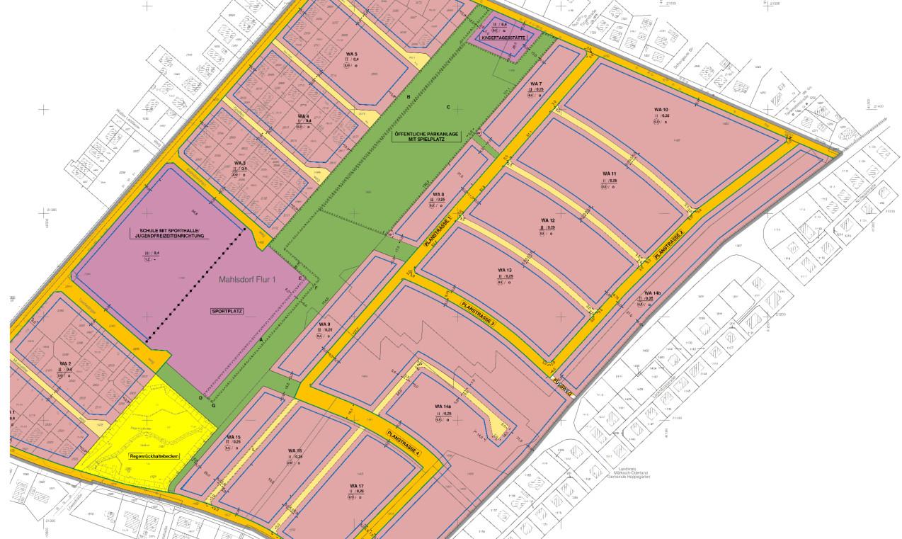 Im Mai hatte ich Sie zuletzt über den Stand der Planungen für die Flächen zwischen Bisamstraße und Landesgrenze in Mahlsdorf-Nord informiert. Die vielen Bürgerschreiben haben zu einem ersten Erfolg geführt und die Bürgermeisterin Frau Pohle hat sich zu den Planungen zu Wort gemeldet.
