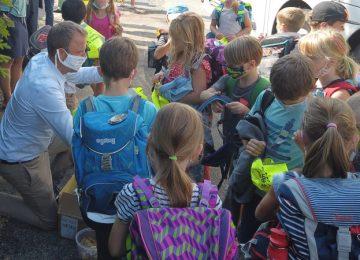 Transport von Schülern darf nicht normal werden