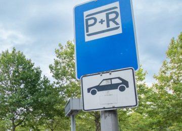 Ausbau P+R in Brandenburg