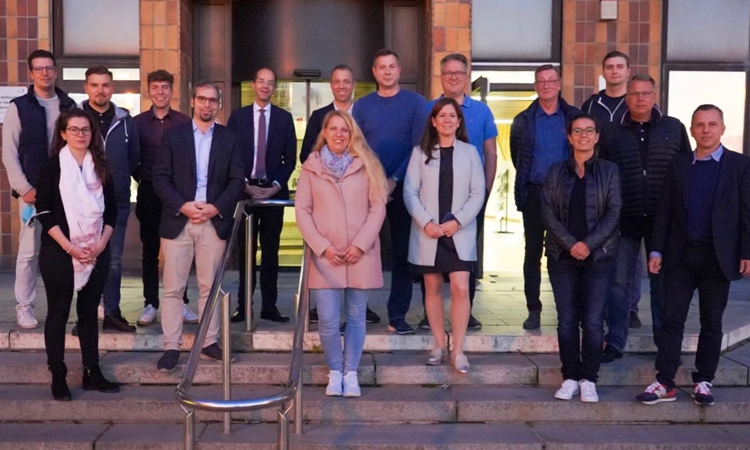 Am Donnerstag, den 7. Oktober 2021, traf sich unsere CDU-Fraktion in der Bezirksverordnetenversammlung Marzahn-Hellersdorf zum ersten Mal zur sogenannten konstituierenden Sitzung.