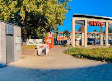 Erfolg: Öffentliches WC für den Bhf. Mahlsdorf