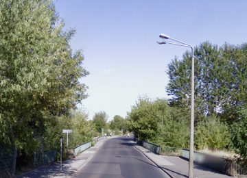 Eisenacher Straße: Engstelle kann beseitigt werden