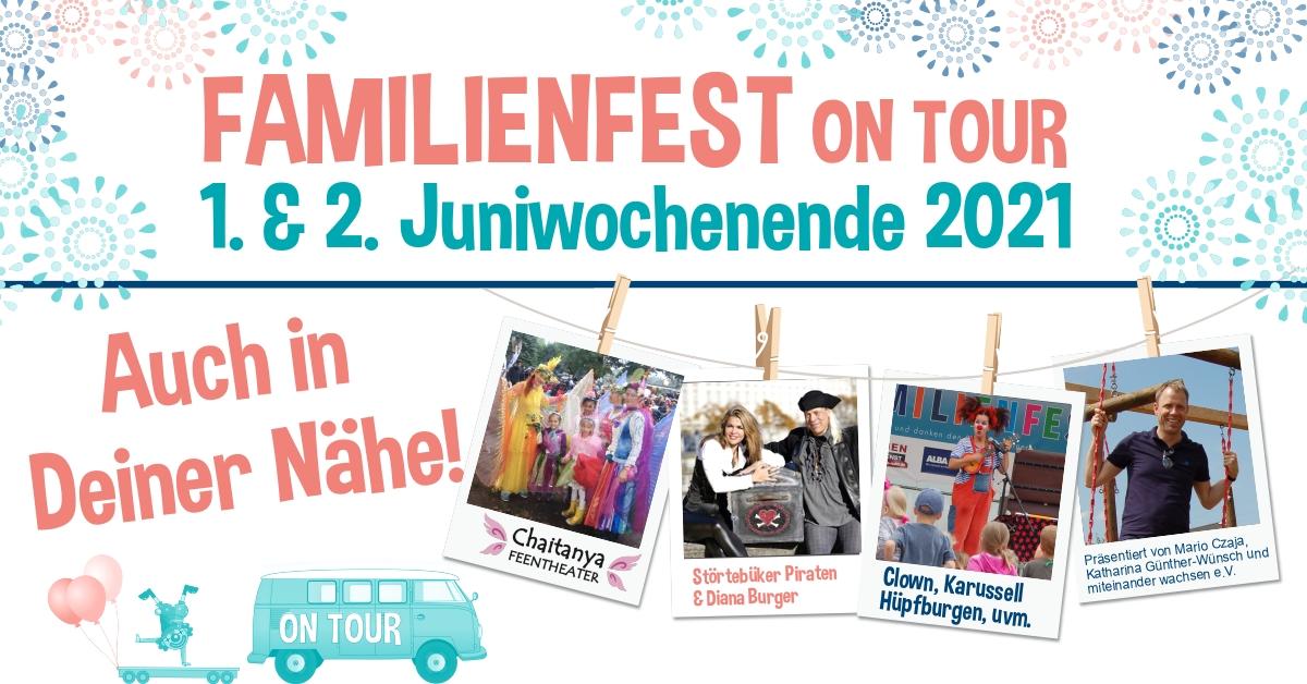 Familienfest on Tour